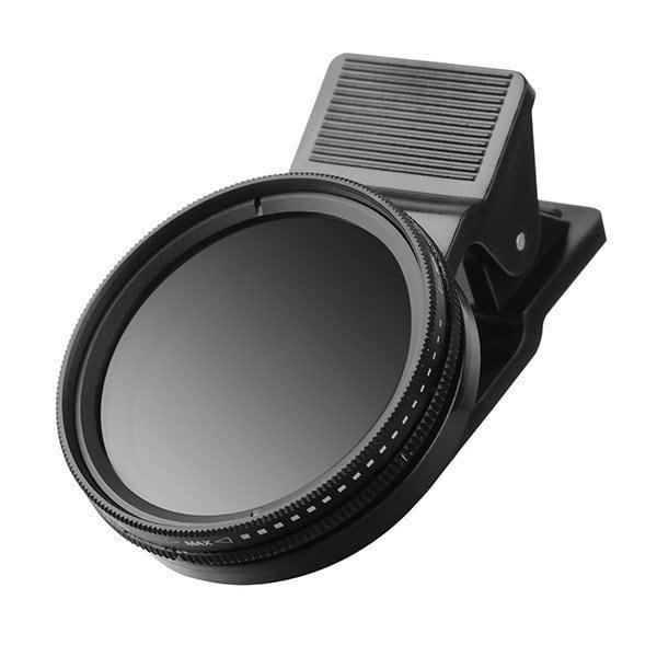 Kính lọc ND2-400 cho điện thoại chụp phơi sáng
