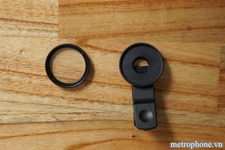 Kính lọc sao 6 cánh cho điện thoại - Metrophone.vn