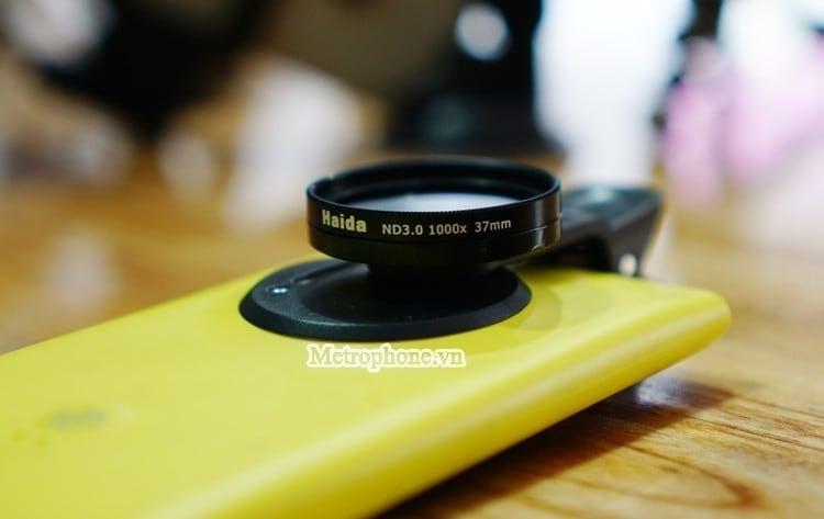 Kính lọc phơi sáng ban ngày cho điện thoại_metrophone.vn