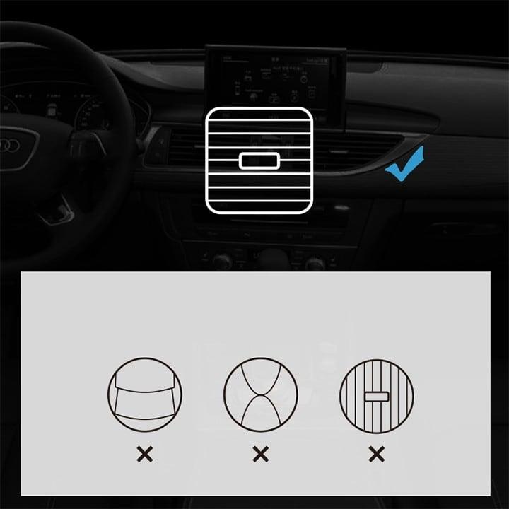 Giá đỡ điện thoại trên xe hơi Upergo chính hãng