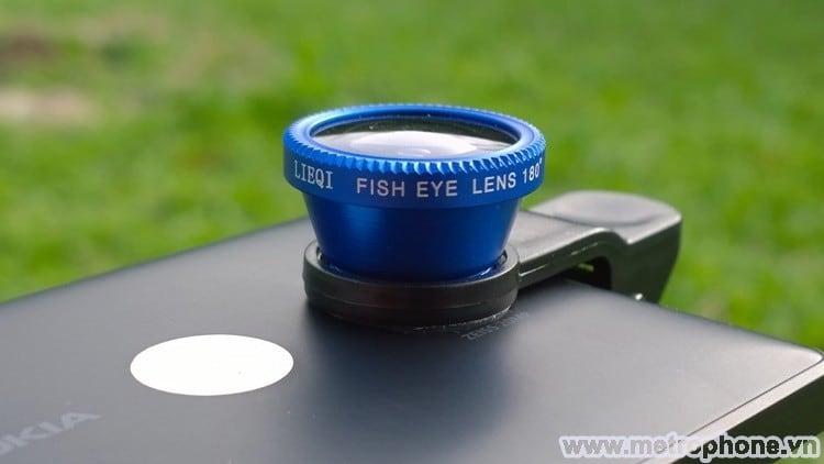 ống kính đa năng 3 trong 1 LIEQI LQ-011 - Metrophone.vn