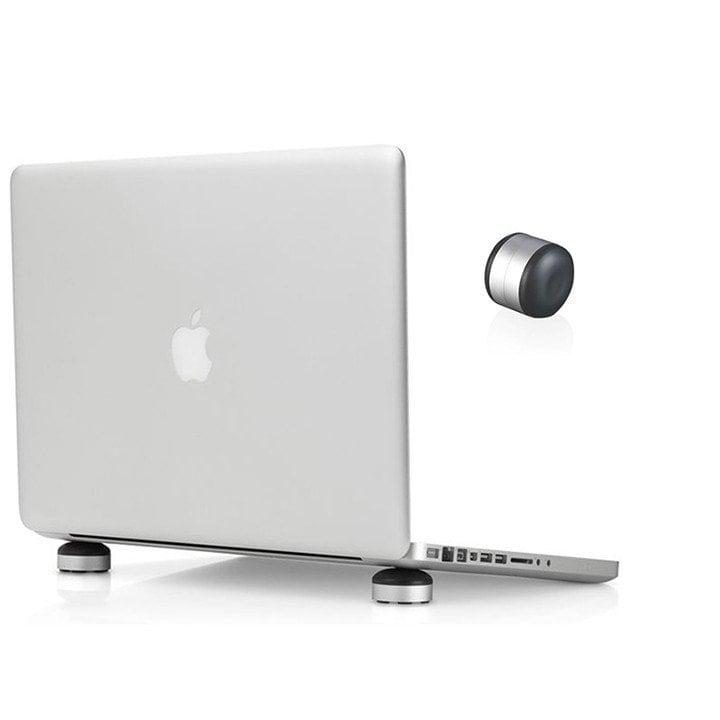 Đế tản nhiệt Laptop và Macbook hợp kim nhôm CNC