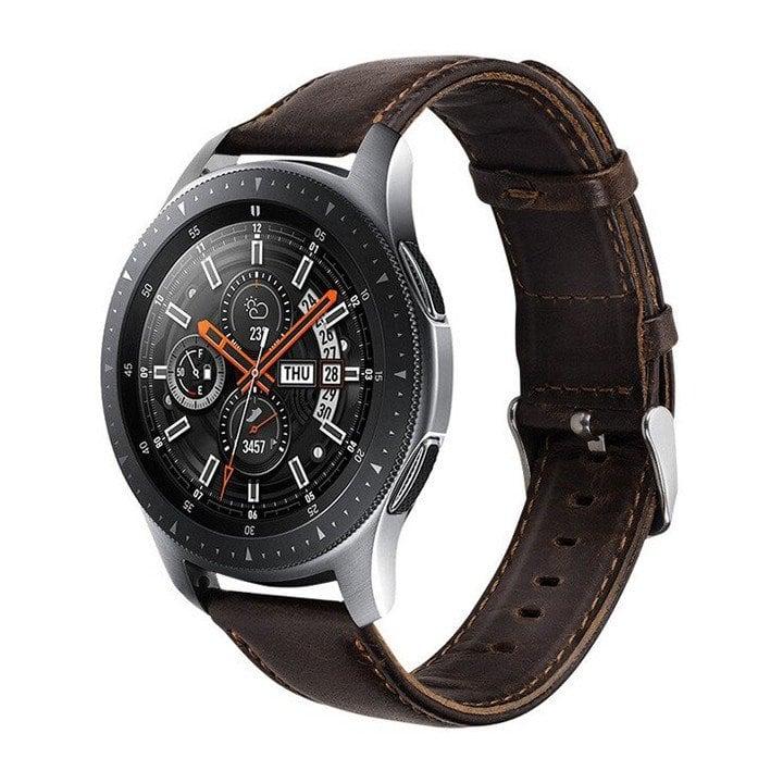 Dây da Samsung Galaxy Watch 46mm HOCO chính hãng
