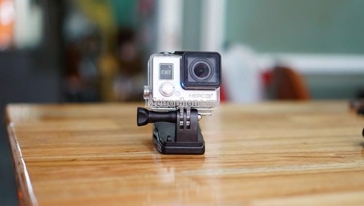 Kẹp gắn camera hành động - Metrophone.vn