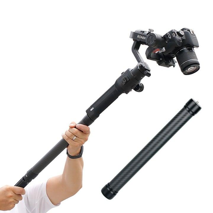 Gậy Carbon nối dài Gimbal máy ảnh và điện thoại Ulanzi