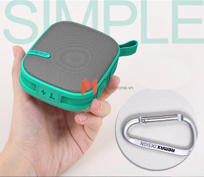 Loa nghe nhạc Bluetooth Remax RM-X2 - Metrophone.vn