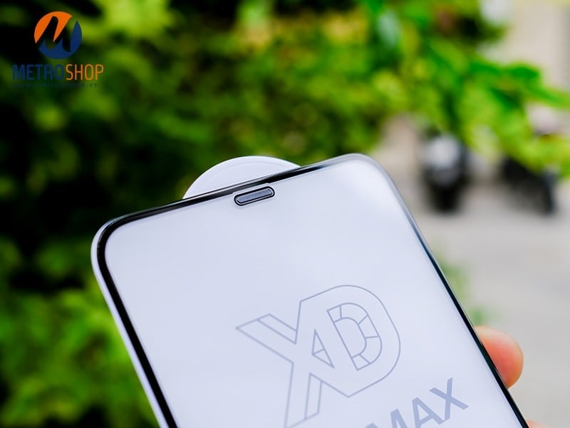 Cường lực iPhone 11 Pro Max FULL Nillkin XD CP+MAX
