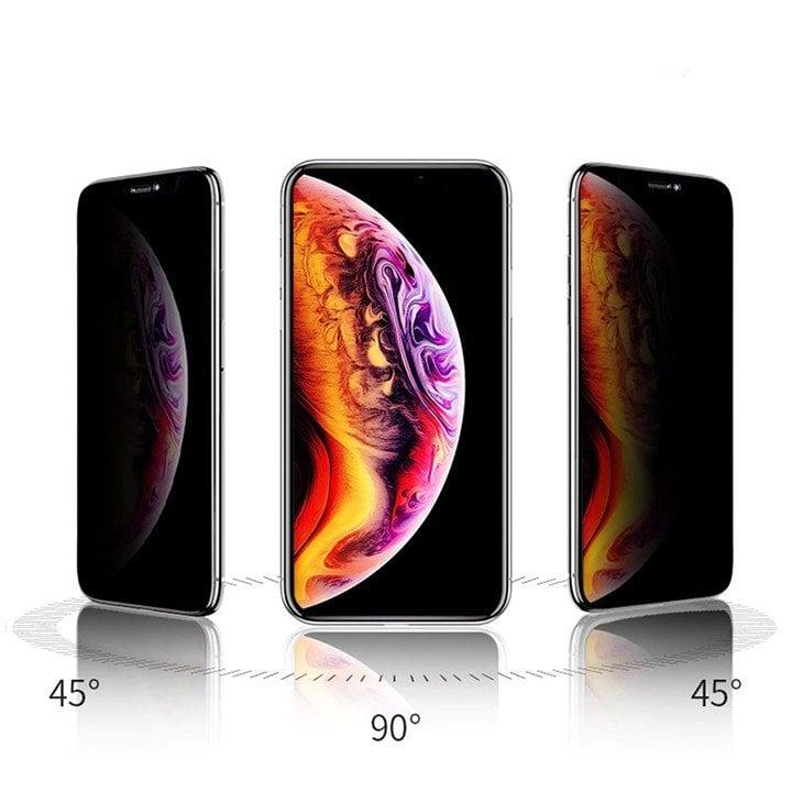 Cường lực chống nhìn trộm iPhone 11 Pro Max