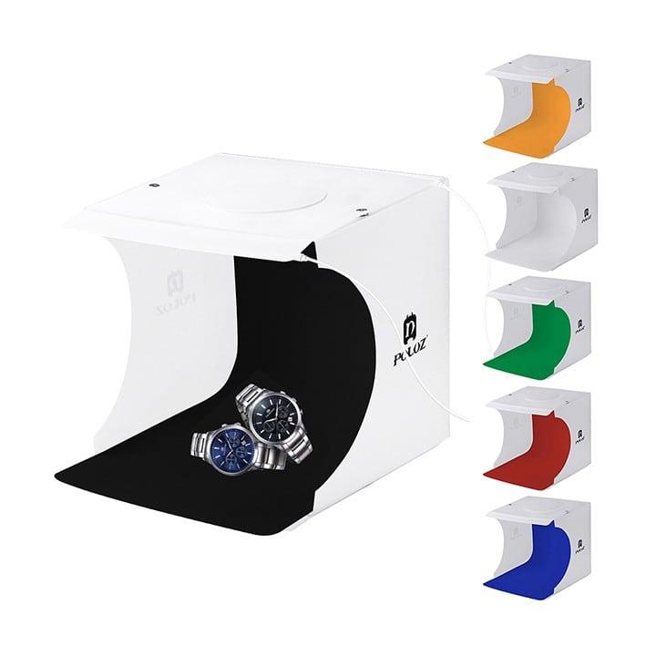 Hộp chụp sản phẩm mini tích hợp đèn LED