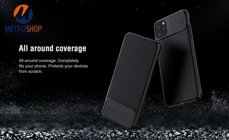 Ốp lưng bảo vệ camera iPhone 11 Pro Max Nillkin
