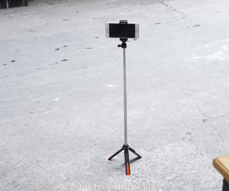 Benro MK10 Gậy chụp hình kèm chân đa năng cho điện thoại - Metrophone.vn