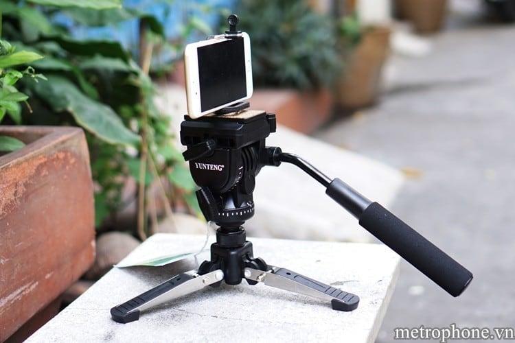 Monopod Yunteng VCT-288 cho điện thoại, máy quay và máy ảnh - Metrophone.vn