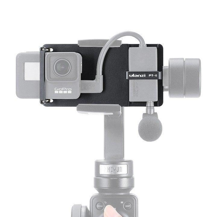 Adapter gắn GoPro lên Gimbal điện thoại Ulanzi