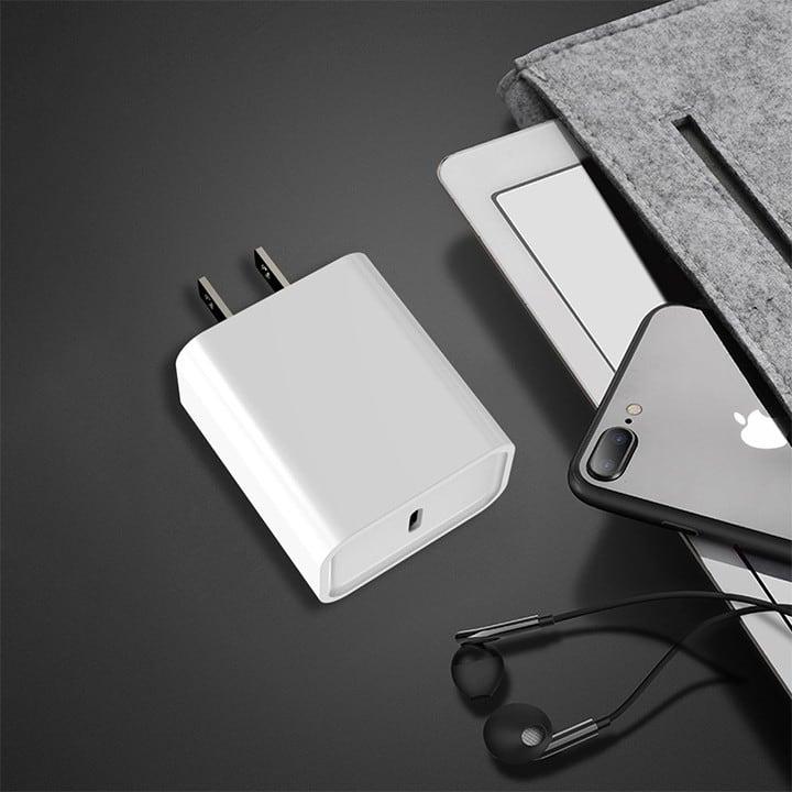 Cốc sạc 18W Xiaomi Zmi HA711 sạc nhanh PD iPhone