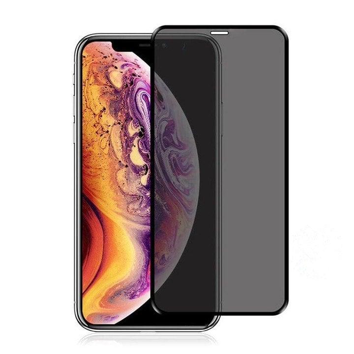 Cường lực chống nhìn trộm iPhone Xs siêu mỏng Remax
