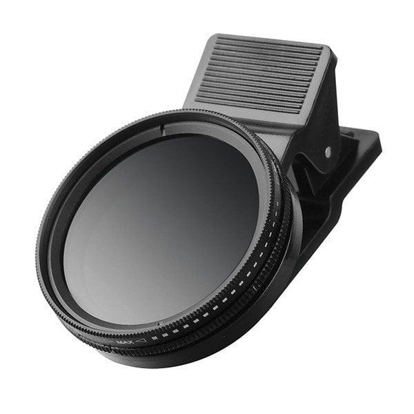 Kính lọc ND2-400 cho điện thoại chụp hình phơi sáng