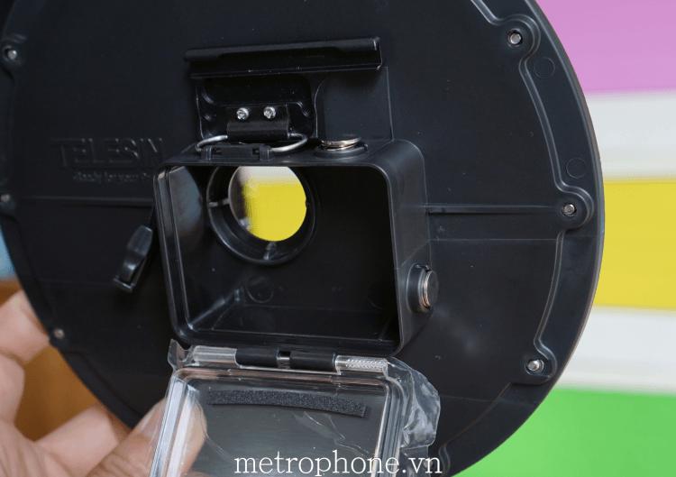 Dome cho Gopro Hero 3+ và 4 - Metrophone.vn