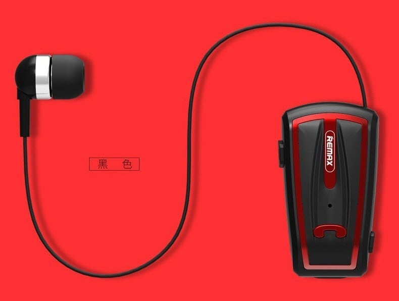 Tai nghe Bluetooth Remax Clip-on RB-T12 - Metrophone.vn