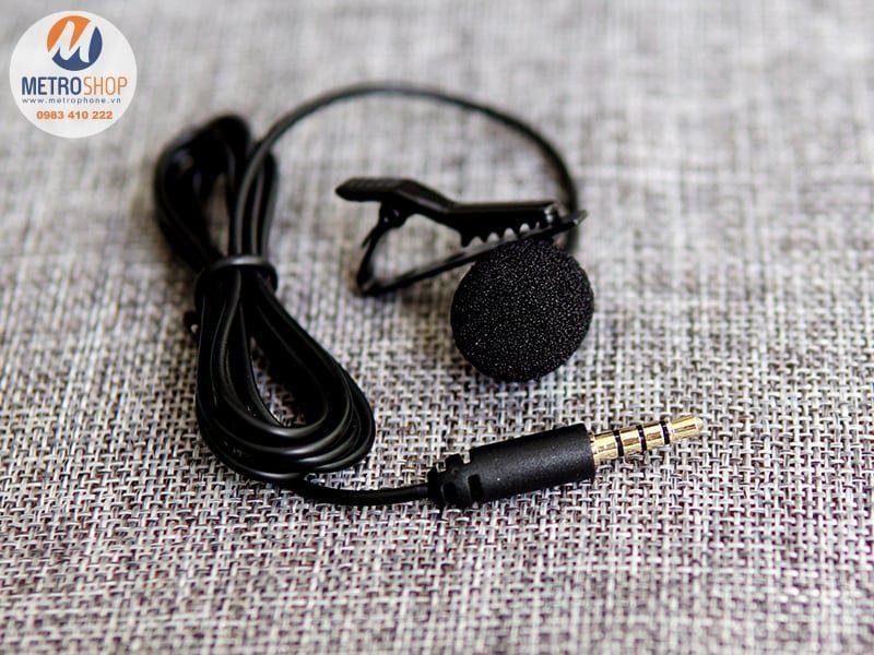 Mic thu âm cho điện thoại và máy tính bảng BOYA BY-LM10