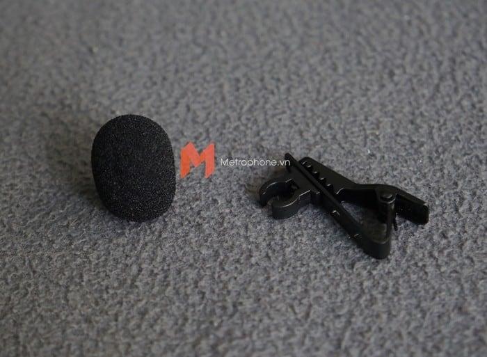 Mic thu âm cho điện thoại và máy tính bảng - Metrophone.vn
