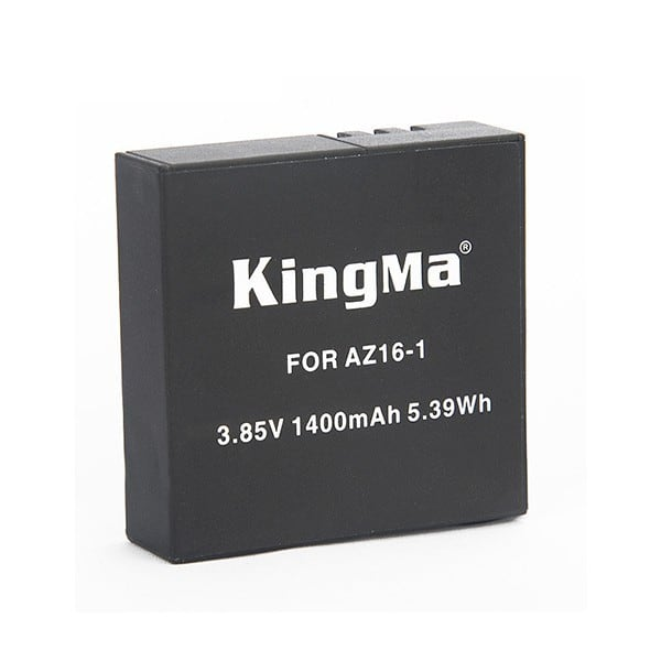 Sạc và pin cho Xiaomi Yi2-4K chính hãng Kingma