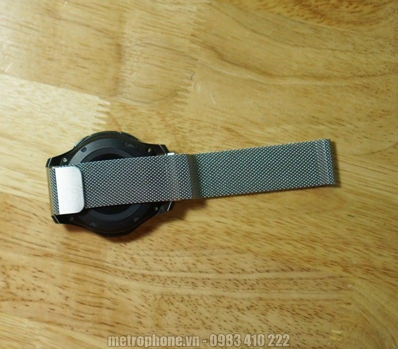 Dây kim loại cho Samsung Gear S3 - Metrophone.vn