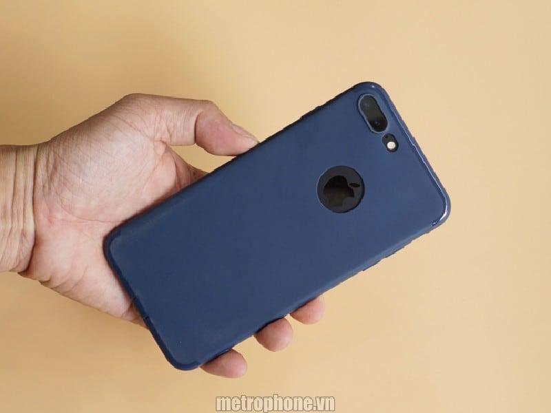 Ốp lưng nhựa dẻo IPhone 7 Plus - Metrophone.vn