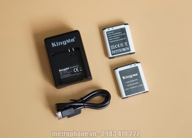 Sạc và pin cho Samsung Gear 360 - Metrophone.vn