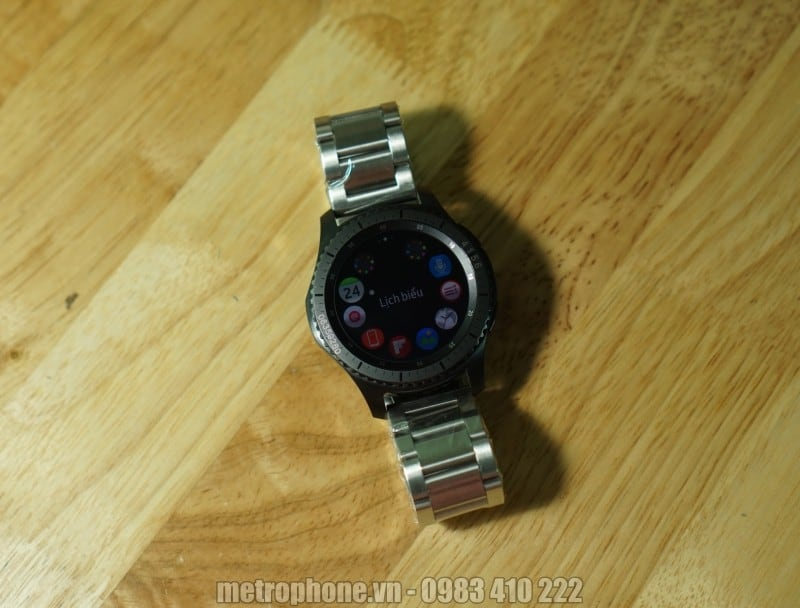 Dây kim loại cho Gear S3 Frontier - Metrophone.vn