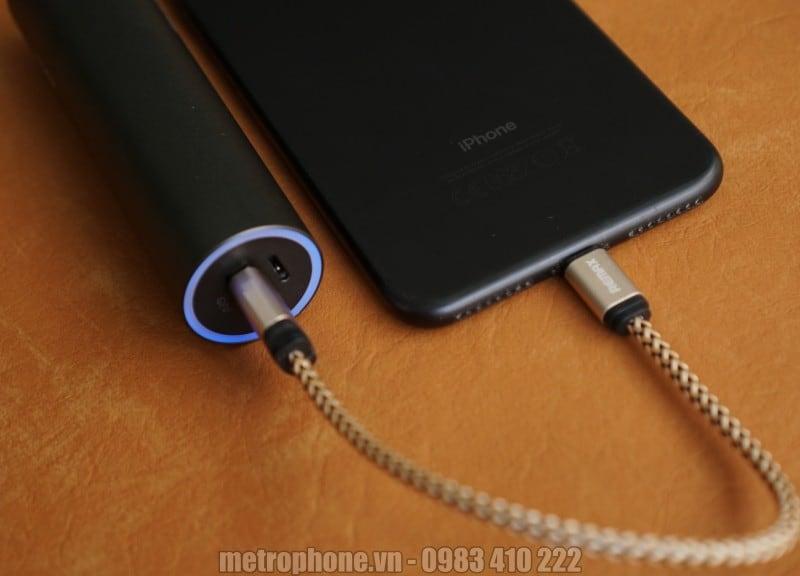 Pin dự phòng Aukey PB-T13 5000mAh - Metrophone.vn