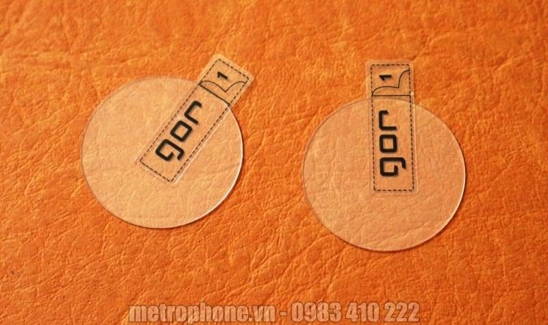 Miếng dán cường lực cho Gear S3 - Metrophone.vn