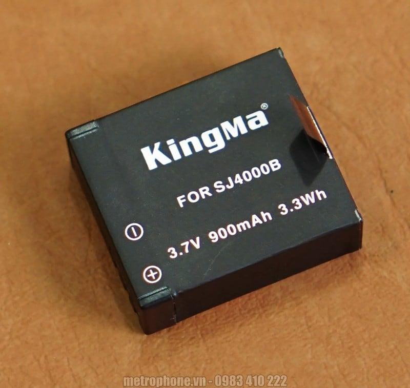 Pin sạc cho SJCAM SJ4000 SJ5000 - Metrophone.vn