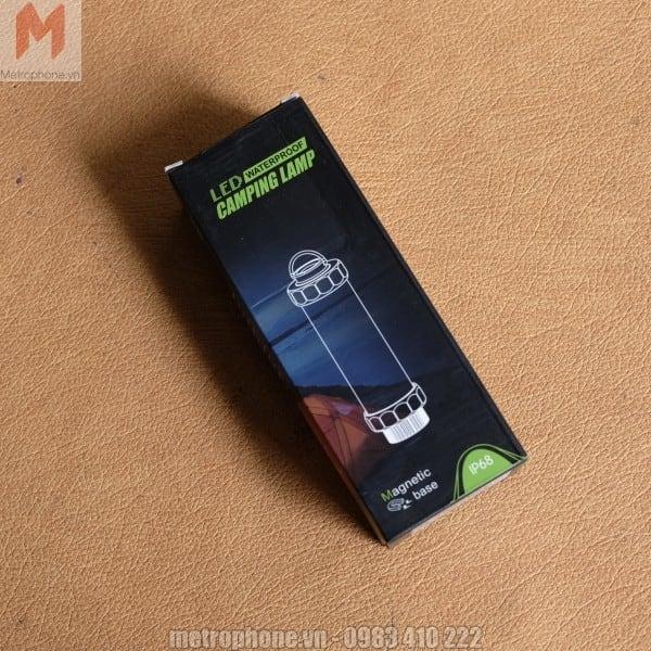 Đèn LED tích hợp pin chống nước IP68 - Metrophone.vn