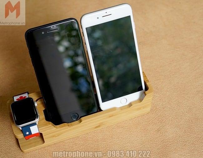 Kệ để Apple Watch lớn - Metrophone.vn