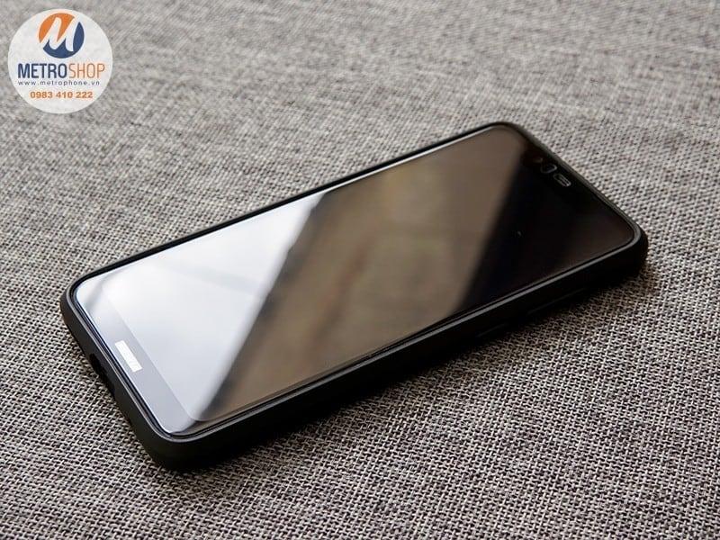 Ốp lưng Nokia 5.1 Plus / Nokia X5 chống sốc vân da
