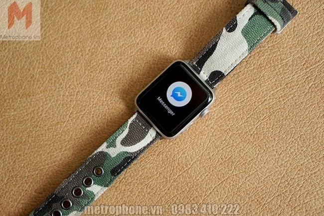 Đầu chuyển dây Apple Watch 22mm - Metrophone.vn