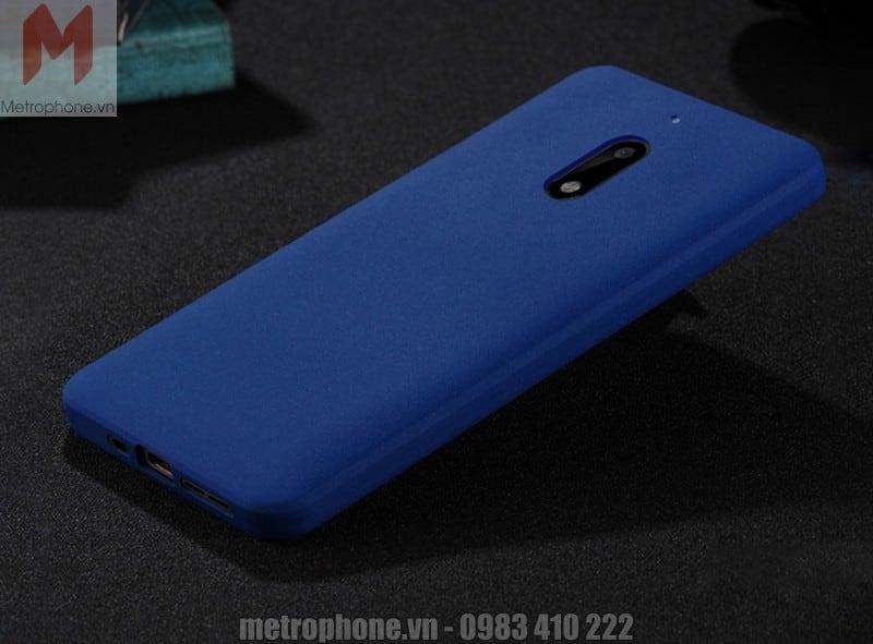 Ốp lưng Nokia 6 nhám - Metrophone.vn