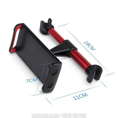 Giá đỡ máy tính bảng sau ghế xe ô tô - Metrophone.vn