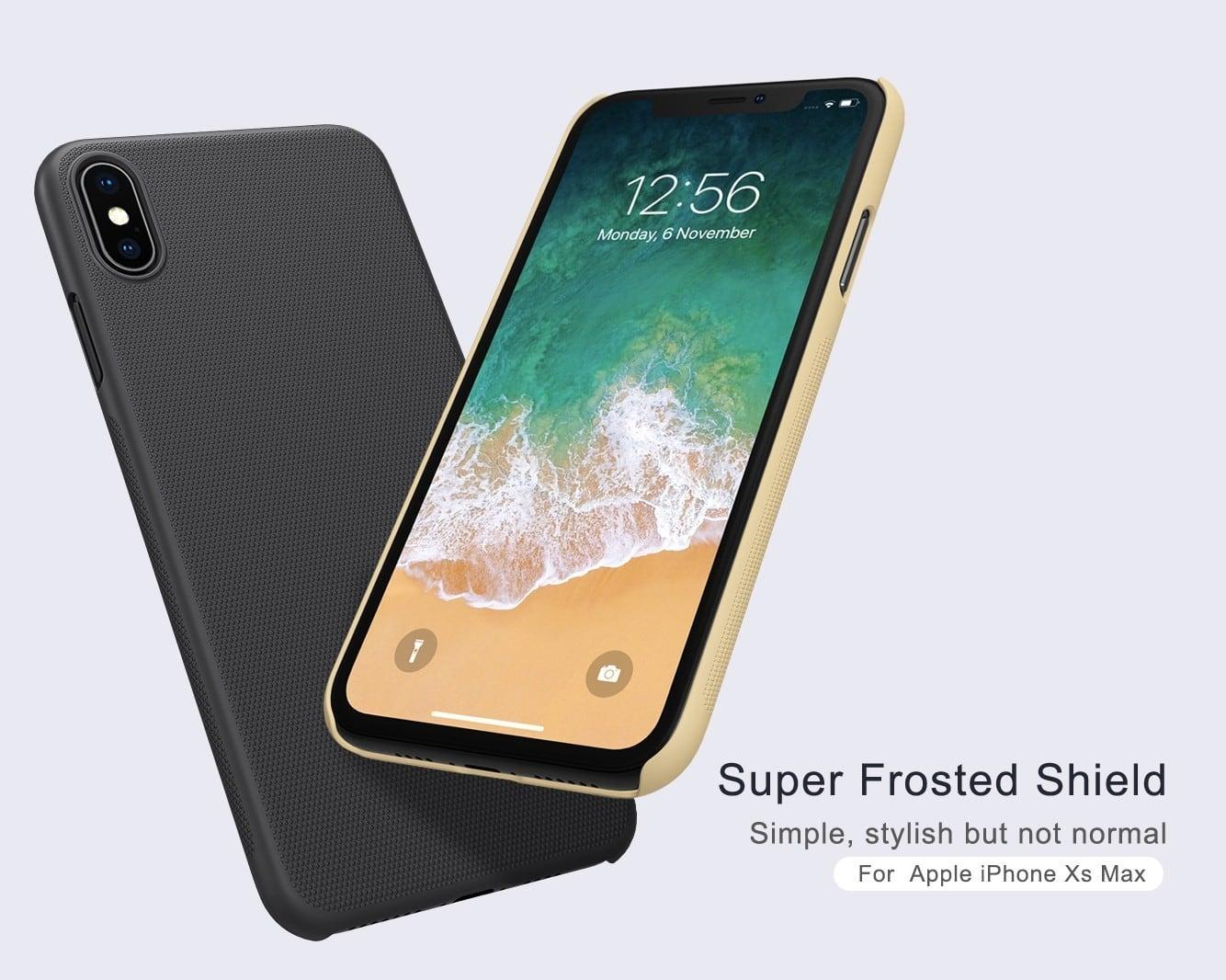 Ốp lưng Nillkin iPhone Xs Max chính hãng
