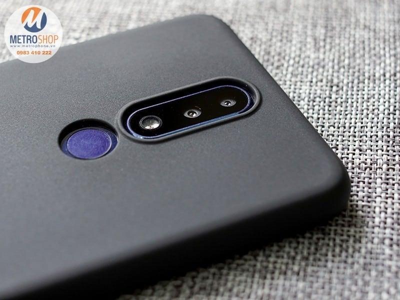 Ốp lưng Nokia X5 / Nokia 5.1 Plus nhựa dẻo