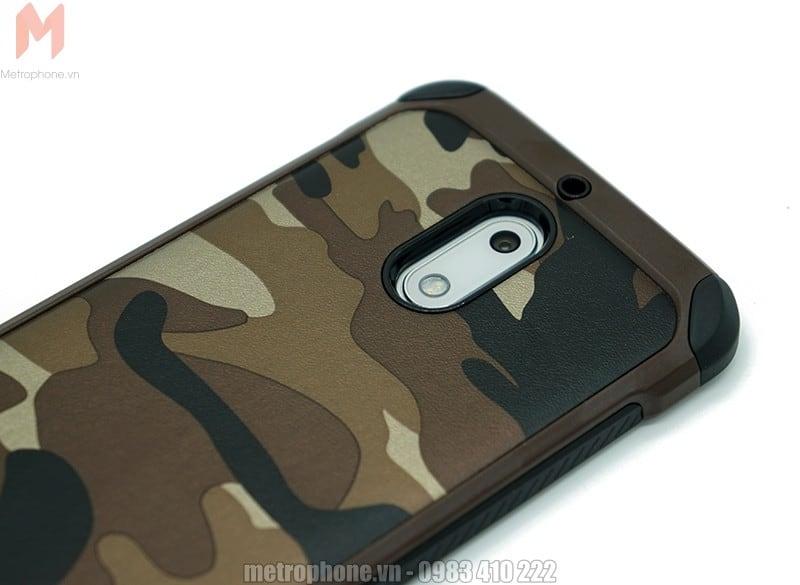Ốp lưng chống sốc quân đội Nokia 6