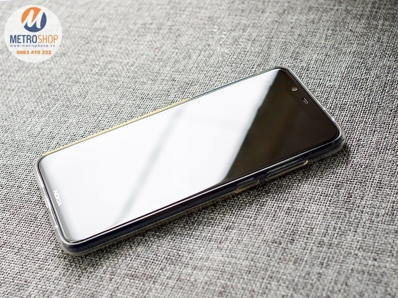 Ốp lưng trong suốt Nokia 5.1 Plus - Nokia X5