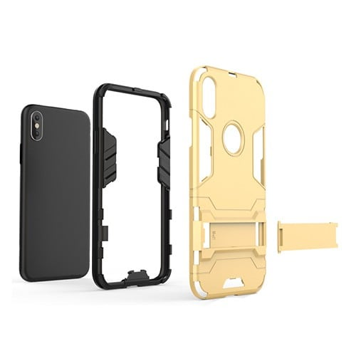 Ốp lưng chống sốc IPhone X / IPhone 10 Iron Man