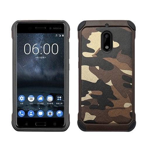 Ốp lưng quân đội Nokia 6 - Metrophone.vn