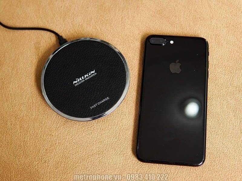 Sạc không dây IPhone 8 / IPhone 10 Nillkin Magic Disk III - Metrophone.vn