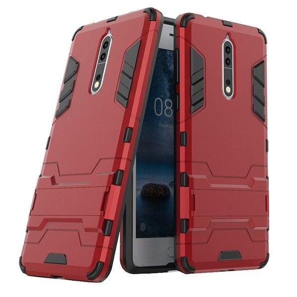 Ốp lưng chống sốc Nokia 8 Iron man