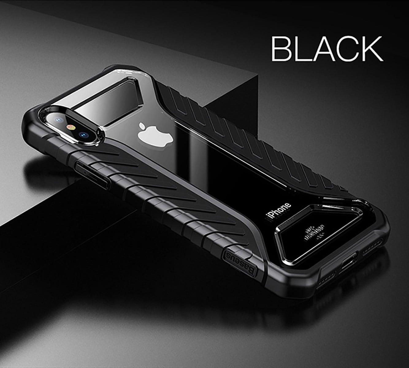 Ốp lưng chống sốc iPhone Xs Max 4 chiều Baseus