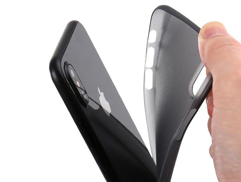 Ốp lưng siêu mỏng IPhone X / IPhone 10
