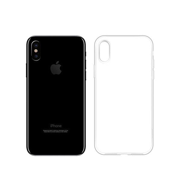 Ốp lưng trong suốt IPhone X Hoco
