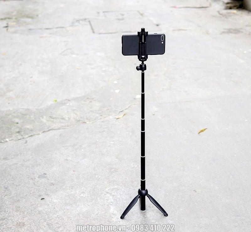Gậy chụp hình đa năng kèm chân Yunteng YT-9928 - Metrophone.vn